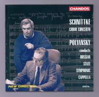 Schnittke: Concerto for Choir