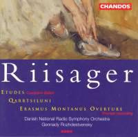Riisager: Etudes (complete ballet), etc.