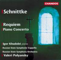 Schnittke: Concerto for Piano and Strings & Requiem