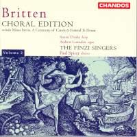 Britten Choral Edition Volume 2