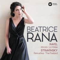 Beatrice Rana plays Stravinsky and Ravel