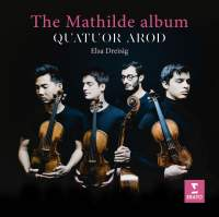 The Mathilde Album - Webern, Schoenberg & Zemlinsky