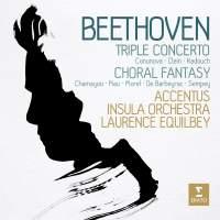Beethoven: Choral Fantasy & Triple Concerto