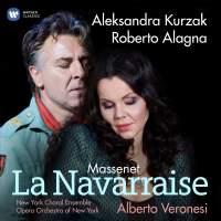 Massenet: La Navarraise
