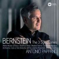 Bernstein: The 3 Symphonies - Casebound Deluxe