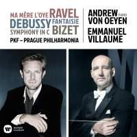 Ravel, Debussy, Bizet