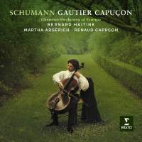Schumann: Cello Concerto & Chamber Works