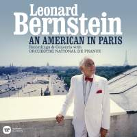 Leonard Bernstein – An American in Paris