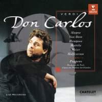 Verdi: Don Carlos, Act 1, etc.