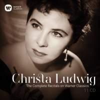 Christa Ludwig - The Complete Recitals on Warner Classics
