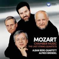 Mozart: Chamber Music, The Last String Quartets