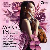 Ayana Tsuji – Live in Montreal