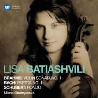 Brahms, Bach, Schubert: Sonatas