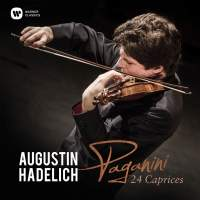Paganini: Caprices for solo violin