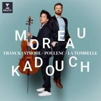 Franck – Strohl – Poulenc – La Tombelle
