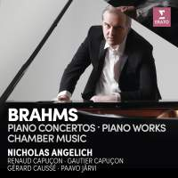 Brahms: Piano Concertos, Piano Works and Chamber Music