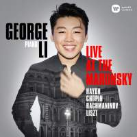 Live at the Mariinsky: Haydn, Chopin, Rachmaninov, Liszt