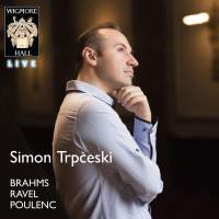 Simon Trpceski plays Brahms, Ravel & Poulenc