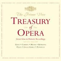 The Prima Voce Treasury of Opera, Volume 1