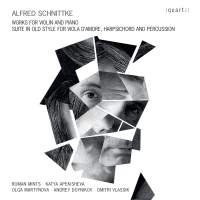 Schnittke: Works for Violin & Piano