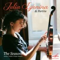Julia Igonina: The Seasons