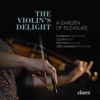 The Violin's Delight - A Garden of Pleasure