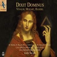 Dixit Dominus: Vivaldi, Mozart, Handel