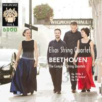 Beethoven: The Complete String Quartets Volume 3