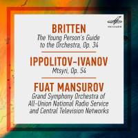 Britten: The Young Person's Guide to the Orchestra, Op. 34 - Ippolitov-Ivanov: Mtsyri, Op. 54
