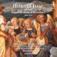 Isaac: In the time of Lorenzo de' Medici and Maximilan I