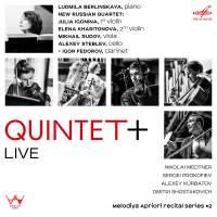 Quintet+ Live: Melodiya apriori recital series 2