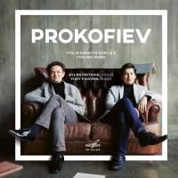 Prokofiev: Five Melodies & Violin Sonatas Nos. 1 & 2