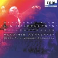 Richard Strauss: Symphonic Poem ''Ein Heldenleben'', Metamorphosen