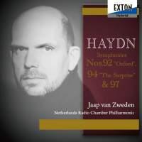 Haydn Vol .1: Symphonies No. 92 Oxford, No. 94 The Surprise & No. 97