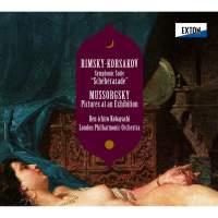 Rimsky-Korsakov: Symphonic Suite ''Scheherazade'', Mussorgsky: Pictures at an Exhibition, Suite