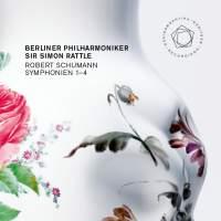 Simon Rattle conducts Schumann's Symphonies