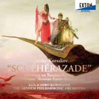 Rimsky-Korsakov: ''Scheherazade'', Overture ''Russian Easter Festival'', etc.