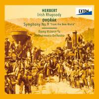 V.Herbert: Irish Rhapsody, Dvorak: Symphony No. 9 ''From the New World