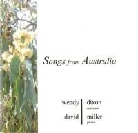 Songs from Australia
