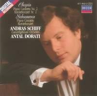 Chopin: Piano Concerto No. 2 & Schumann: Piano Concerto