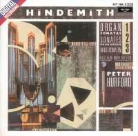 Hindemith: Organ Sonatas