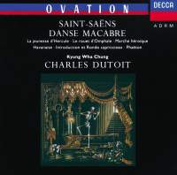 Danse macabre&#x3B; Havanaise&#x3B; Introduction & rondo capriccioso&#x3B; other orchestral works