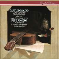 Carulli & Molino: Guitar Concertos