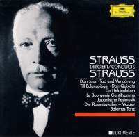 Richard Strauss Dirigiert Richard Strauss