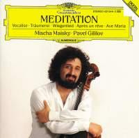 Mischa Maisky: Meditation