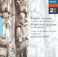 Fauré & Duruflé: Requiem