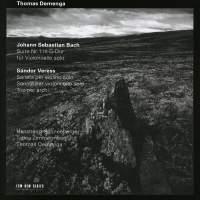 Thomas Demenga: J S Bach & Veress