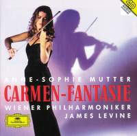 Anne-Sophie Mutter: Carmen-Fantasie