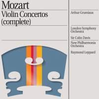 Mozart - Complete Violin Concertos