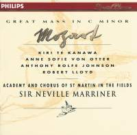 Mozart: 'Great' Mass & Ave verum corpus